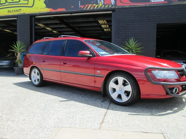 Used Holden Commodore SV6, O'Connor, 2006 Holden Commodore SV6 Wagon