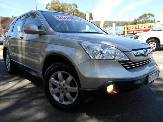 Used Honda CR-V (4x4) Luxury, Upper Ferntree Gully, 2008 Honda CR-V (4x4) Luxury Wagon