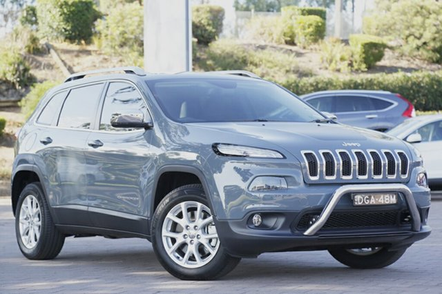 Discounted Demonstrator, Demo, Near New Jeep Cherokee Longitude, Southport, 2015 Jeep Cherokee Longitude SUV
