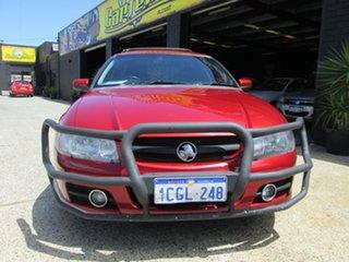 2006 Holden Commodore SV6 Wagon.