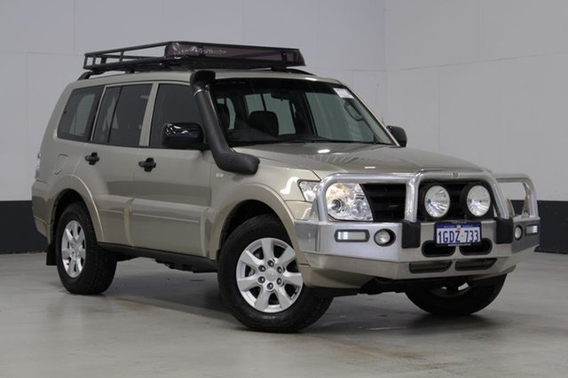 Used Mitsubishi Pajero GLX LWB (4x4), Bentley, 2010 Mitsubishi Pajero GLX LWB (4x4) Wagon