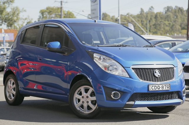 Discounted Used Holden Barina Spark CD, Narellan, 2011 Holden Barina Spark CD Hatchback