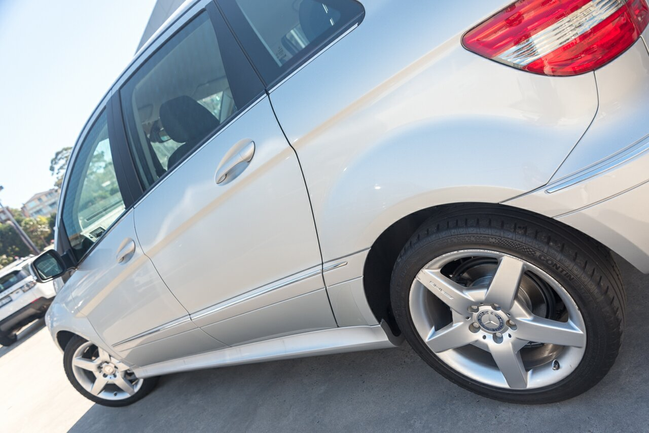 2010 Mercedes-benz B200  W245 MY11