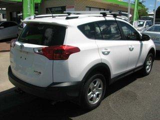 2013 Toyota RAV4 Four Wheel Drive Wagon.