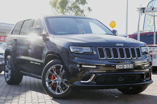 Used Jeep Grand Cherokee SRT, Narellan, 2015 Jeep Grand Cherokee SRT SUV