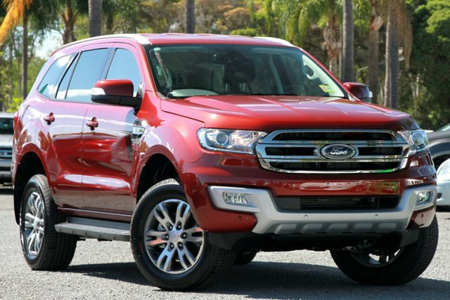 New Ford Everest Trend 4WD, Cardiff, 2018 Ford Everest Trend 4WD Wagon
