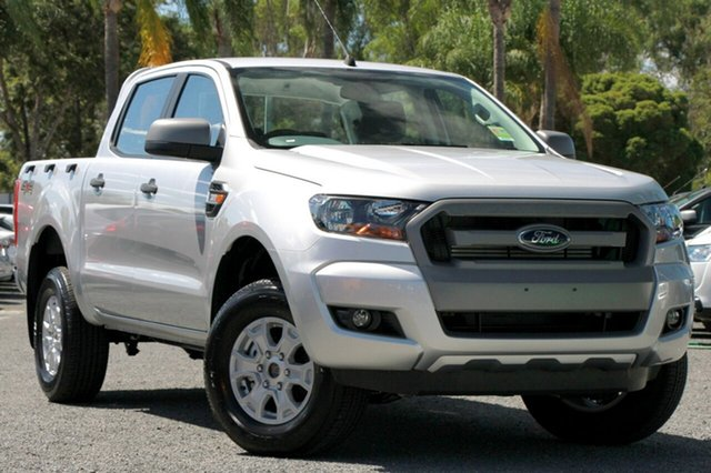 Demonstrator, Demo, Near New Ford Ranger XLS Double Cab, Hobart, 2017 Ford Ranger XLS Double Cab Utility