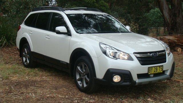 Used Subaru Outback 2.5i Lineartronic AWD Premium, Queanbeyan, 2014 Subaru Outback 2.5i Lineartronic AWD Premium Wagon