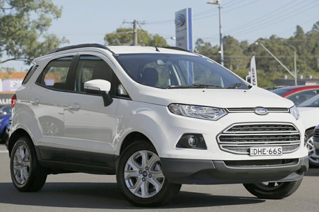 Used Ford Ecosport Trend PwrShift, Narellan, 2016 Ford Ecosport Trend PwrShift SUV