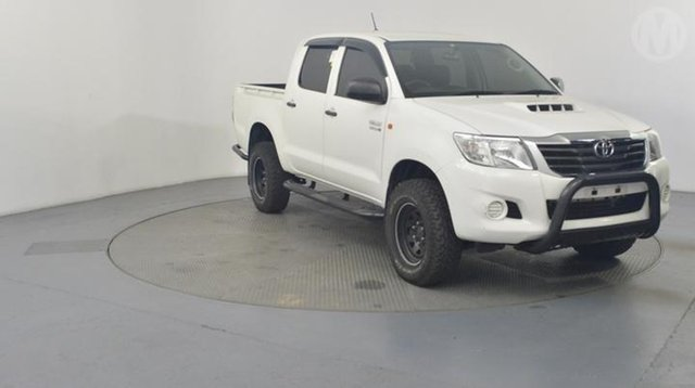 Used Toyota Hilux SR (4x4), Altona North, 2014 Toyota Hilux SR (4x4) Dual Cab Pick-up