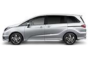 New Honda Odyssey, Blue Ribbon Motors, Yamanto