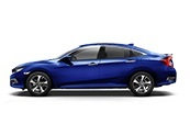 New Honda Civic Sedan, Peter Warren Honda, Warwick Farm