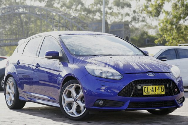Used Ford Focus ST, Warwick Farm, 2012 Ford Focus ST Hatchback