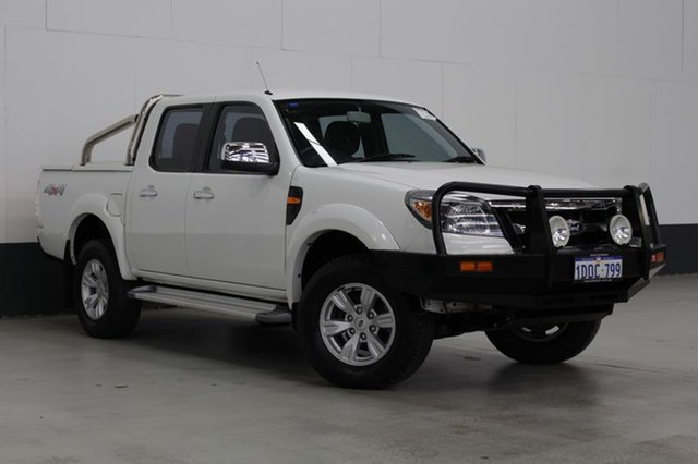 Used Ford Ranger XLT (4x4), Bentley, 2010 Ford Ranger XLT (4x4) Dual Cab Pick-up