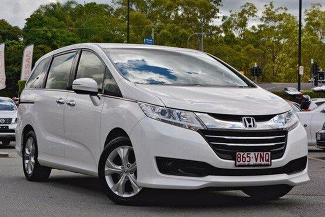 Used Honda Odyssey VTi, Moorooka, Brisbane, 2015 Honda Odyssey VTi Wagon