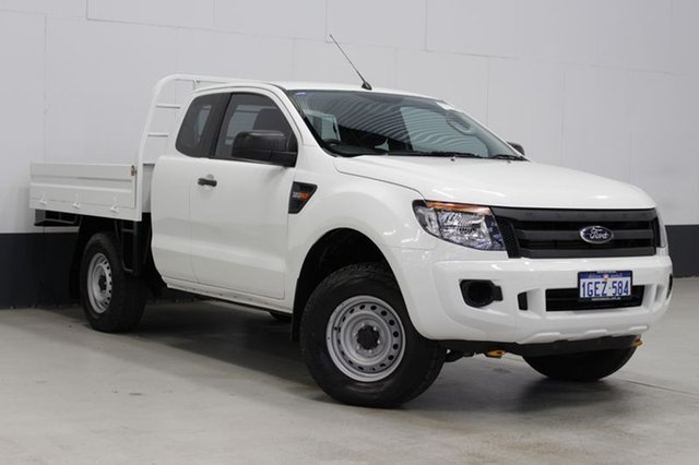 Used Ford Ranger XL 3.2 (4x4), Bentley, 2012 Ford Ranger XL 3.2 (4x4) Super Cab Chassis