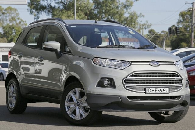 Used Ford Ecosport Trend PwrShift, Southport, 2016 Ford Ecosport Trend PwrShift SUV