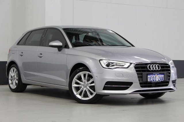 Used Audi A3 Sportback 1.4 TFSI Attraction, Bentley, 2014 Audi A3 Sportback 1.4 TFSI Attraction Hatchback