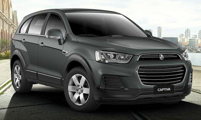 New Holden Captiva Active 2WD, Atherton, 2016 Holden Captiva Active 2WD Wagon