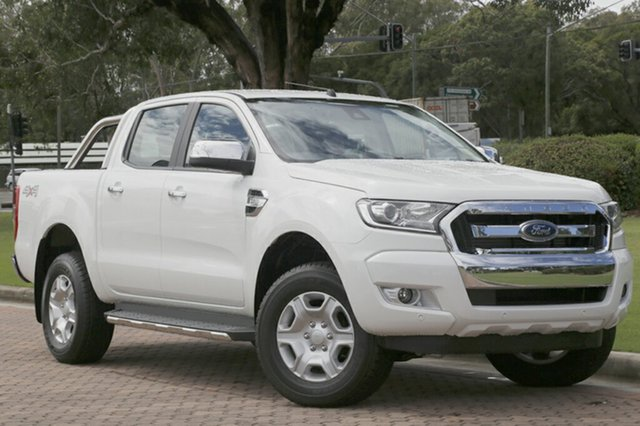 Discounted Demonstrator, Demo, Near New Ford Ranger XLT Double Cab, Warwick Farm, 2016 Ford Ranger XLT Double Cab Utility