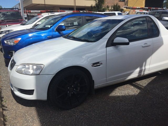 Used Holden Commodore Omega, Winnellie, 2011 Holden Commodore Omega Utility