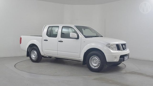 Used Nissan Navara RX (4x2), Altona North, 2013 Nissan Navara RX (4x2) Dual Cab Pick-up
