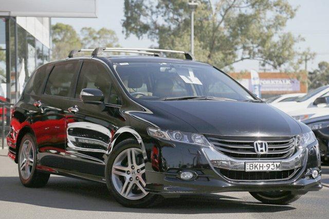 Used Honda Odyssey Luxury, Narellan, 2009 Honda Odyssey Luxury Wagon