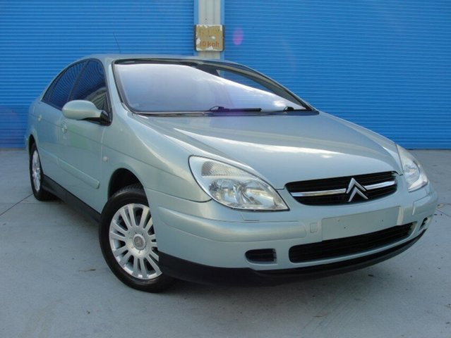 Discounted Used Citroen C5 V6 Exclusive, Ashmore, 2003 Citroen C5 V6 Exclusive Hatchback
