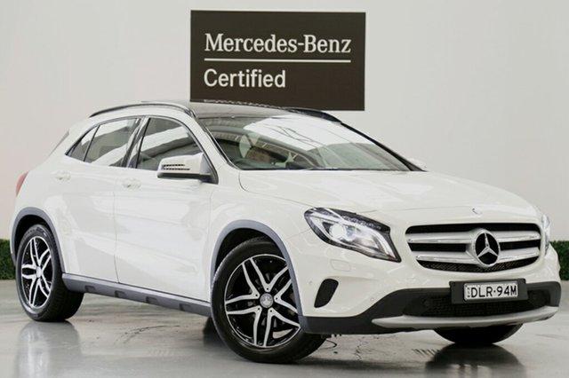 Used Mercedes-Benz GLA180 DCT, Narellan, 2015 Mercedes-Benz GLA180 DCT SUV