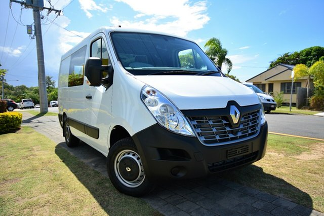 Discounted Demonstrator, Demo, Near New Renault Master Low Roof SWB AMT, Southport, 2016 Renault Master Low Roof SWB AMT Van