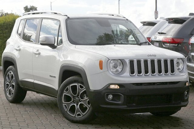 Discounted New Jeep Renegade Limited DDCT, Narellan, 2015 Jeep Renegade Limited DDCT SUV