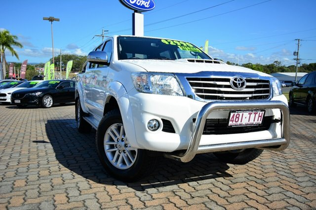 Used Toyota Hilux SR5 Double Cab, Southport, 2014 Toyota Hilux SR5 Double Cab Utility