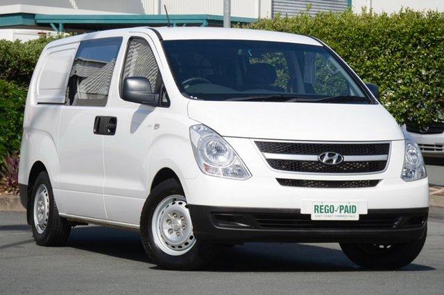 Discounted Used Hyundai iLOAD Crew Cab, Acacia Ridge, 2014 Hyundai iLOAD Crew Cab TQ2-V MY15 Van