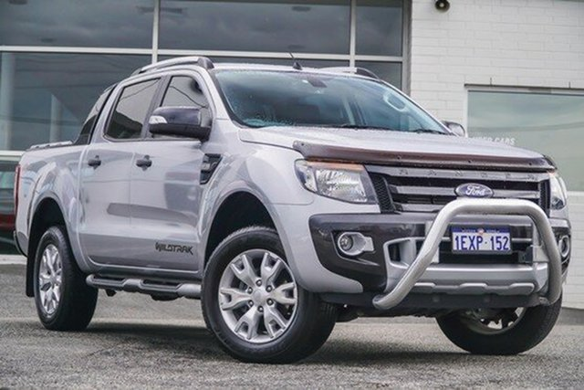 Used Ford Ranger Wildtrak Double Cab, Morley, 2013 Ford Ranger Wildtrak Double Cab Utility