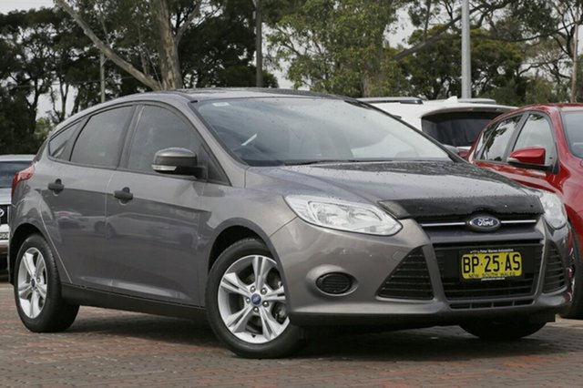 Used Ford Focus Ambiente PwrShift, Warwick Farm, 2011 Ford Focus Ambiente PwrShift Hatchback