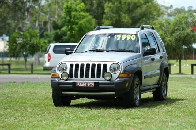 Used Jeep Cherokee Renegade, Lismore, 2004 Jeep Cherokee Renegade Wagon