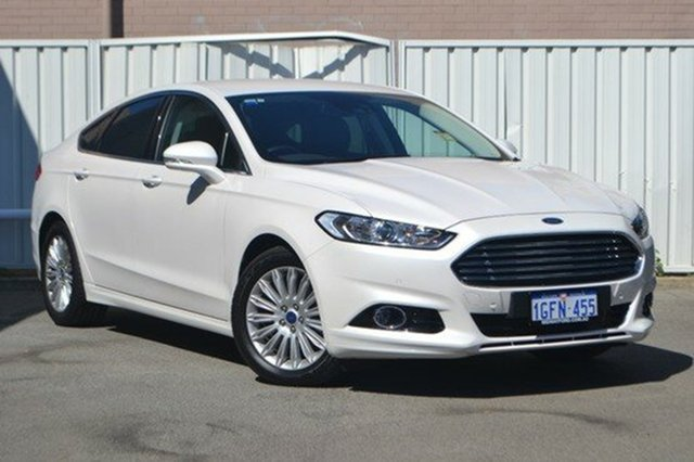 Discounted Demonstrator, Demo, Near New Ford Mondeo Trend PwrShift, Midland, 2016 Ford Mondeo Trend PwrShift Hatchback
