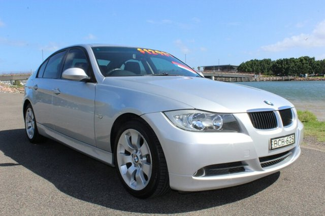 Used BMW 320i Executive Steptronic, Hamilton, 2006 BMW 320i Executive Steptronic Sedan