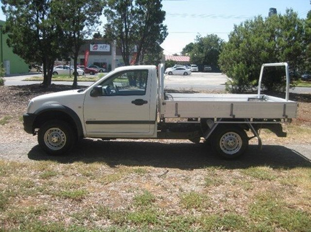 Used Holden Rodeo LX, Beverley, 2004 Holden Rodeo LX Cab Chassis
