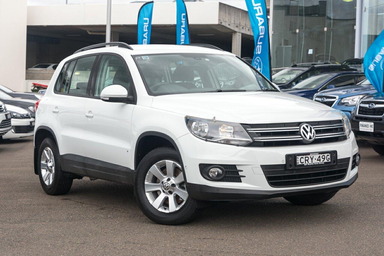 2014 Volkswagen Tiguan 132TSI DSG 4MOTION Pacific 5N MY14