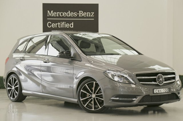 Used Mercedes-Benz B200 DCT, Narellan, 2014 Mercedes-Benz B200 DCT Hatchback