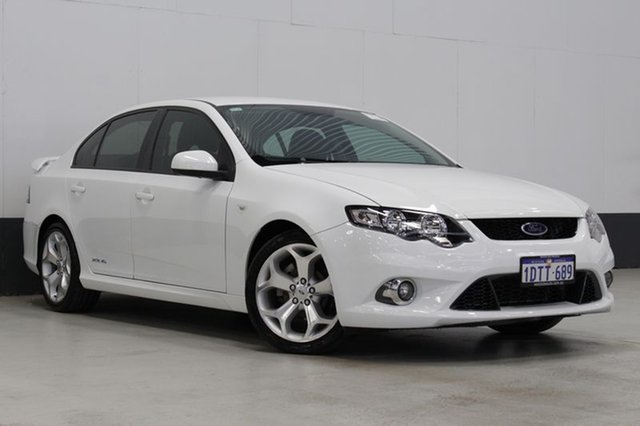 Used Ford Falcon XR6 Limited Edition, Bentley, 2011 Ford Falcon XR6 Limited Edition Sedan