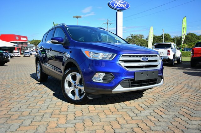 Discounted Demonstrator, Demo, Near New Ford Escape Trend 2WD, Southport, 2017 Ford Escape Trend 2WD Wagon