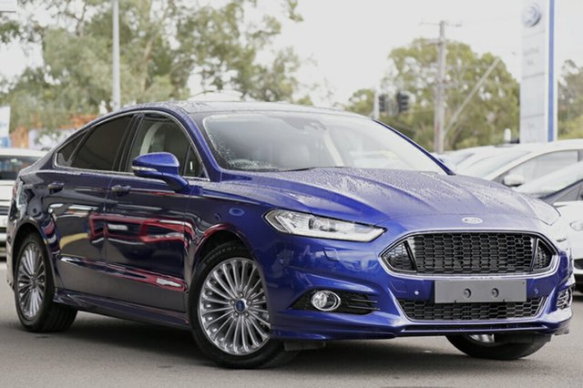 Demonstrator, Demo, Near New Ford Mondeo Titanium PwrShift, Southport, 2017 Ford Mondeo Titanium PwrShift Hatchback
