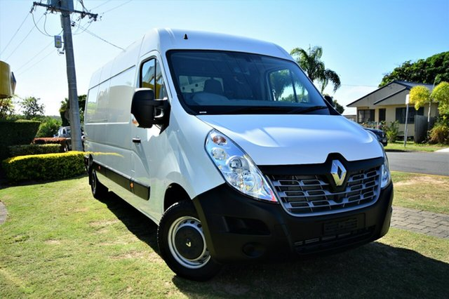Discounted Demonstrator, Demo, Near New Renault Master Mid Roof LWB AMT, Southport, 2016 Renault Master Mid Roof LWB AMT Van