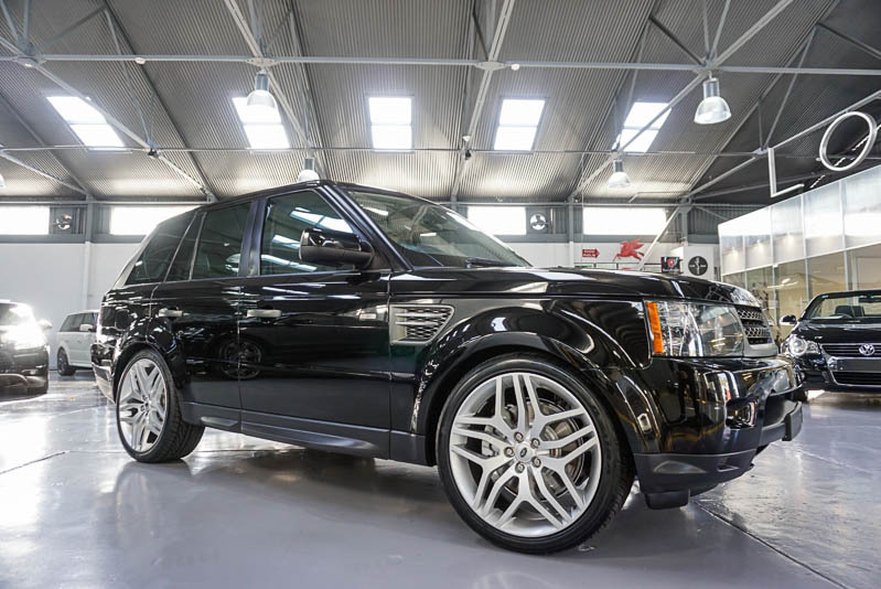 2011 Land Rover Range Rover My12