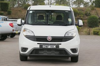 2015 Fiat Doblo Low Roof SWB Comfort-matic Van.