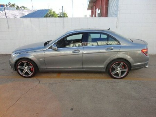 Used Mercedes-Benz C200 Kompressor Avantgarde, Redcliffe, 2009 Mercedes-Benz C200 Kompressor Avantgarde Sedan