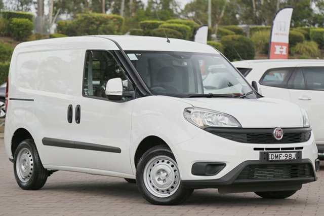 Discounted Demonstrator, Demo, Near New Fiat Doblo Low Roof SWB Comfort-matic, Southport, 2015 Fiat Doblo Low Roof SWB Comfort-matic Van