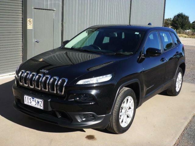 Used Jeep Cherokee Sport (4x2), Wangaratta, 2014 Jeep Cherokee Sport (4x2) Wagon